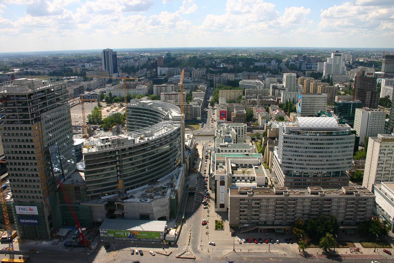 Biuro w centrum Warszawy. Wirtualny adres biura